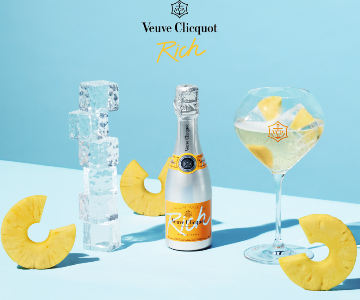 OTKRIJ  VEUVE CLICQUOT RICH MINI