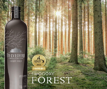 BELVEDERE SINGLE ESTATE RYE VODKA