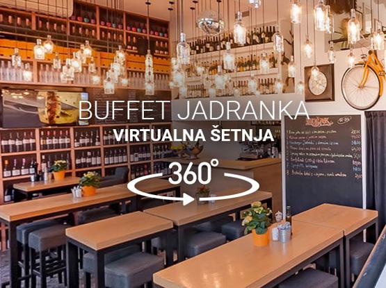 Bistro Jadranka | Virtualna šetnja