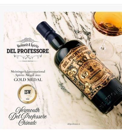 Del Professore Vermouth Chinato