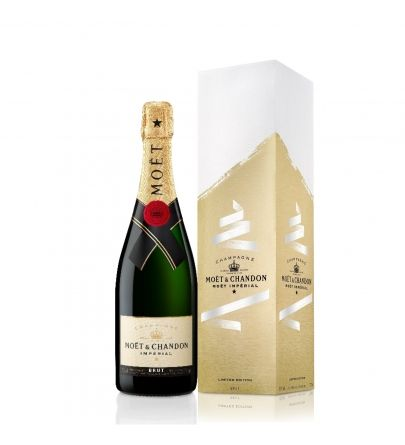 Moet & Chandon Impérial Brut Tie Your Wish Limited Edition Gift Box