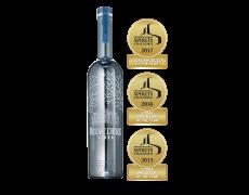Belvedere Bespoke Silver Magnum