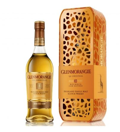 Glenmorangie The Original Giraffe Tin