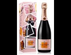 Veuve Clicquot Rosé Gift Box EOY