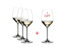 Riedel Heart to Heart Riesling Buy 3 get 4 Set