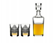 Riedel Whisky Tumbler Shadows set 3/1