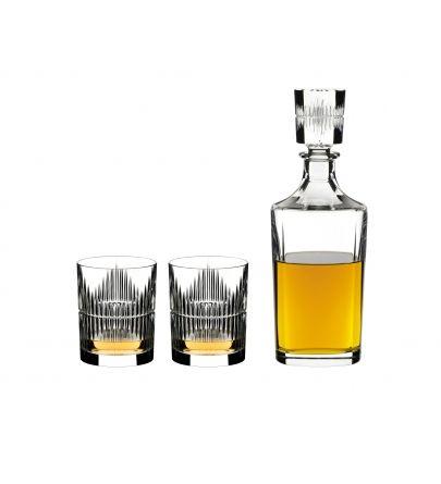 Riedel Whisky Tumbler Shadows set 3/1