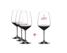 Riedel Heart to Heart Cabernet Sauvignon Buy 3 get 4 Set