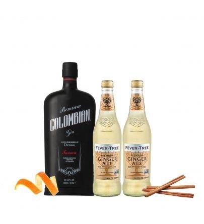 Colombian Gin gift box