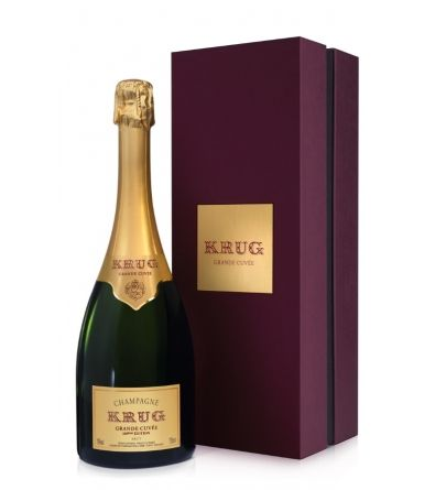 Krug Grande Cuvée Gift Box
