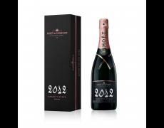 Moët & Chandon Grand Vintage Rosé 2012 Gift Box