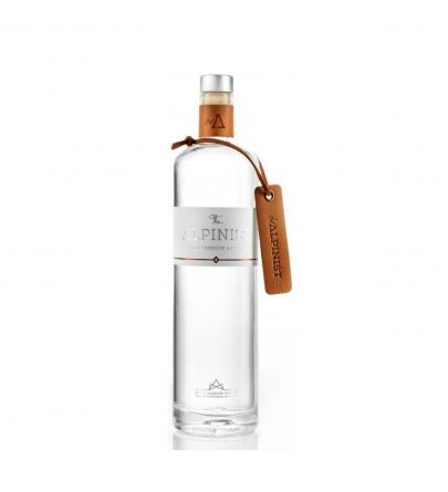 The Alpinist Swiss Premium Dry Gin