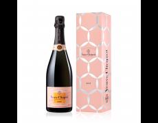 Veuve Clicquot Rose Comet Gift box
