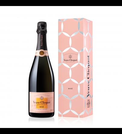 Veuve Clicquot Rosé Comet Gift box