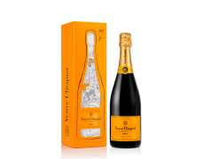 Veuve Clicquot brut Coloring Gift box