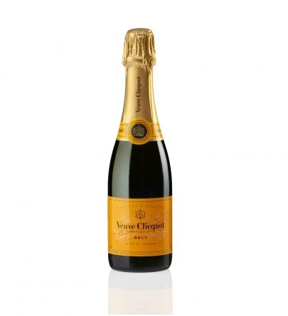 Veuve Clicquot Yellow Label Brut Half