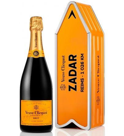 Veuve Clicquot Brut putokaz - ZADAR