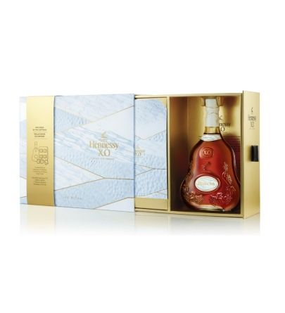 Hennessy X.O Cognac Experience Ice Cube Gift Box