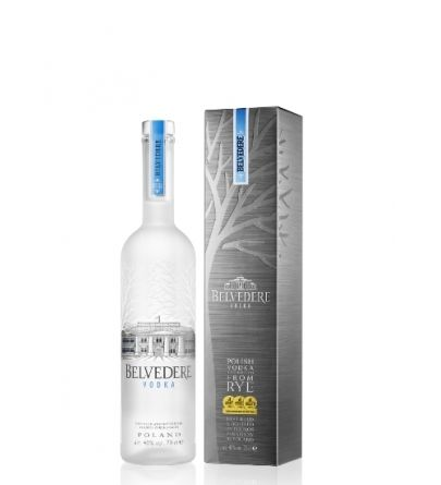 Belvedere Pure Instutional Gift box