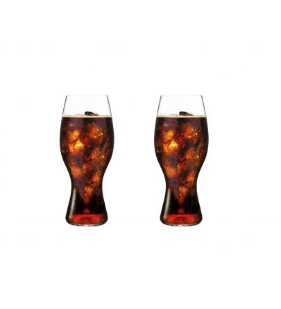 Riedel Coca Cola glass