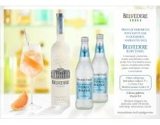 Belvedere Ruby tonic paket