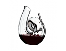 Riedel Decanter Curly Fatto a Mano Optic