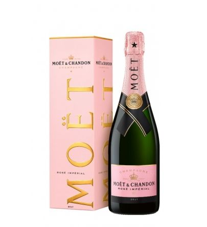 Moët & Chandon Rosé Impérial Gift Box