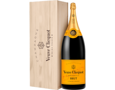 Veuve Clicquot Yellow Label Brut Nabuchodonosor