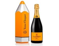 Veuve Clicquot Brut Pencil Gift box
